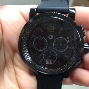 Michele Sport Sail Diamond Watch